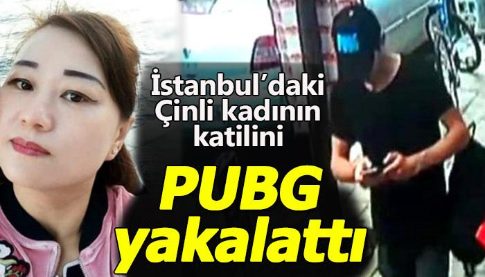 Çinli kadının katili PUBG şapkası yakalattı