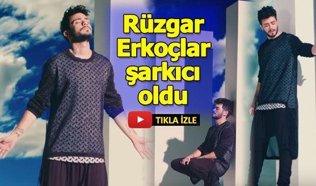 """""""Cinsiyet değiştirerek erkek olan Rüzgar Erkoçlar""""dan muhteşem """"Rap performansı!!!..."""""""
