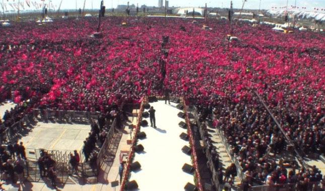 Cumhur İttifakı'nın İstanbul Yenikapı mitingine kaç kişi katıldı | Miting kaç saat sürdü