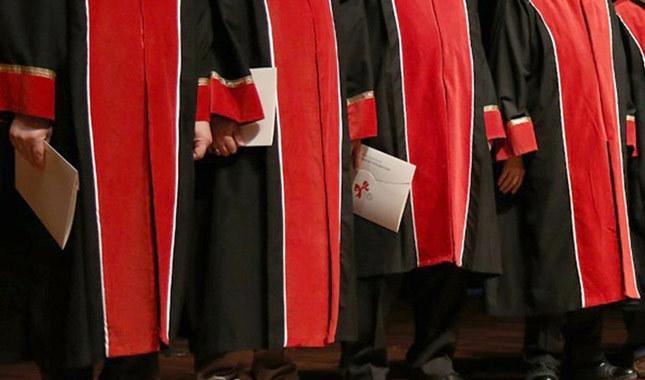 Cumhurbaşkanı, 5 üniversiteye rektör atadı