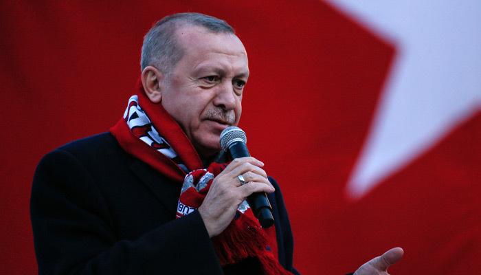 Cumhurbaşkanı Erdoğan: Birkaç tane şehidimiz var