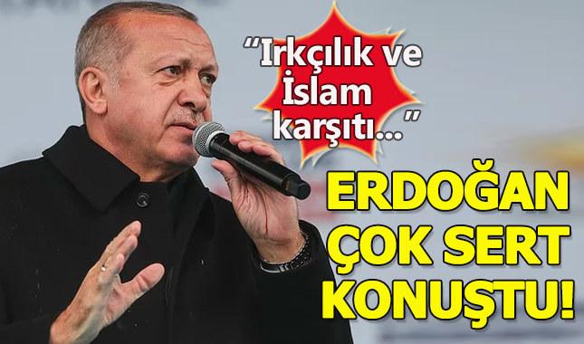 Cumhurbaşkanı Erdoğan: Yeni Zelanda'daki saldırıyı şiddetle kınıyorum
