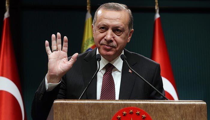 Cumhurbaşkanı Erdoğan'dan Engelliler Günü mesajı