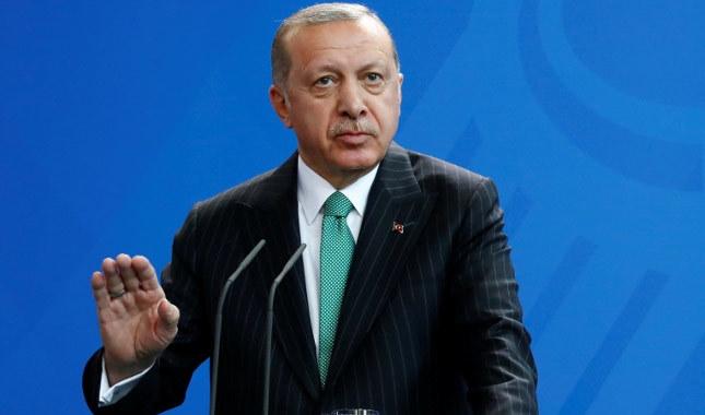 Cumhurbaşkanı Erdoğan'dan İş Bankası'ndaki Atatürk hisseleri hakkında açıklama