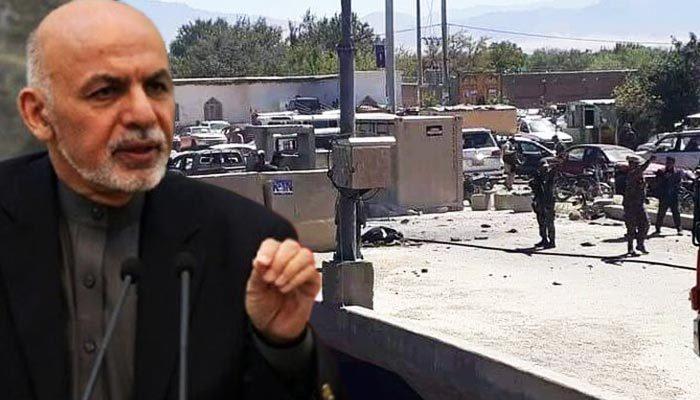Taliban'dan Afgan liderin mitingine saldırı: 26 ölü