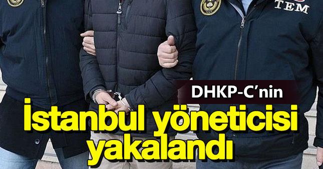 DHKP-C'nin İstanbul yöneticisi Gökhan Yıldırım yakalandı