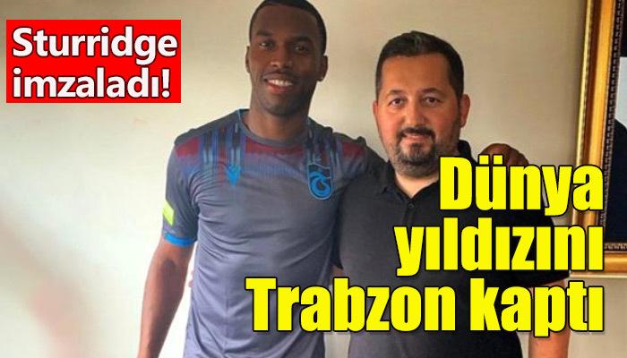 Daniel Sturridge Trabzonspor'da!