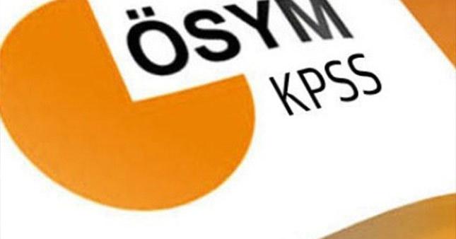 Darbecilerin eşlerine KPSS soruşturması
