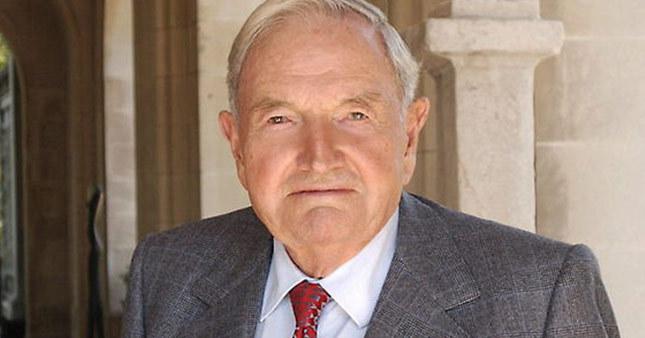 David Rockefeller kimdir öldü mü kaç yaşında 5 büyük aile ne iş yapıyor yahudi mi?