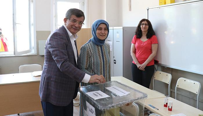 Davutoğlu, İstanbul'umuza hayırlı olsun