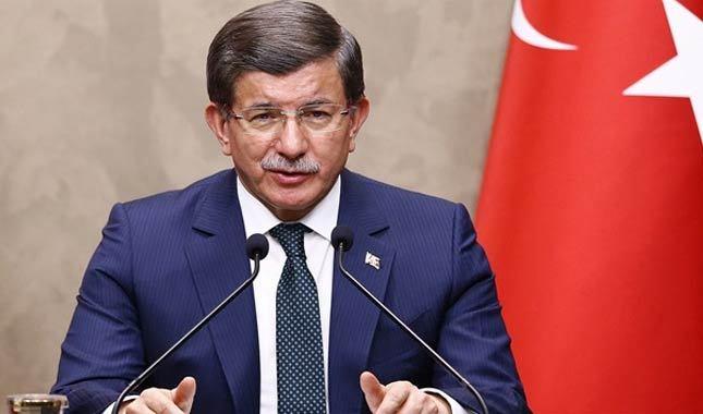 Davutoğlu'ndan Reza Zarrab açıklaması
