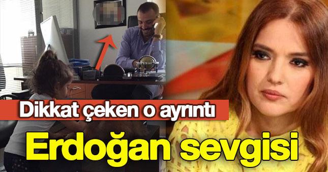 Demet Akalın'dan Erdoğan paylaşımı