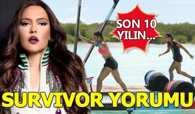Demet Akalın'dan Survivor Türkiye-Yunanistan yorumu: Son 10 yılın...