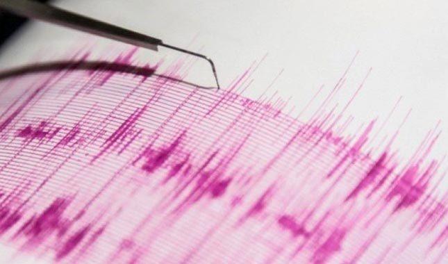 Denizli'de yine deprem oldu