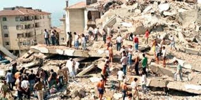 Depremin 22. Yıl Dönümünde; Ülkemiz Doğa Kaynaklı Afetlere Karşı Savunmasız Durumdadır
