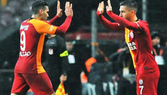 Derbi öncesi Galatasaray'ın golcüsü sakatlandı