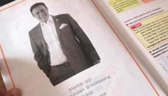 Ders kitabında tepki çeken Mahmut Tuncer detayı