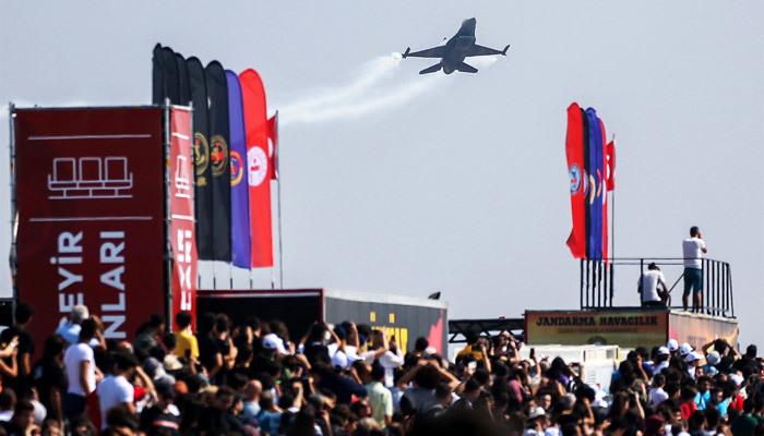 Dev etkinlik Teknofest İstanbul başladı