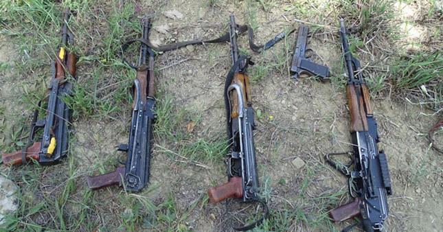 Diyarbakır'da 6 PKK'lı öldürüldü