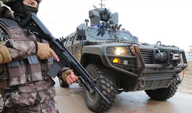 Diyarbakır'da PKK'ya yönelik dev operasyon!