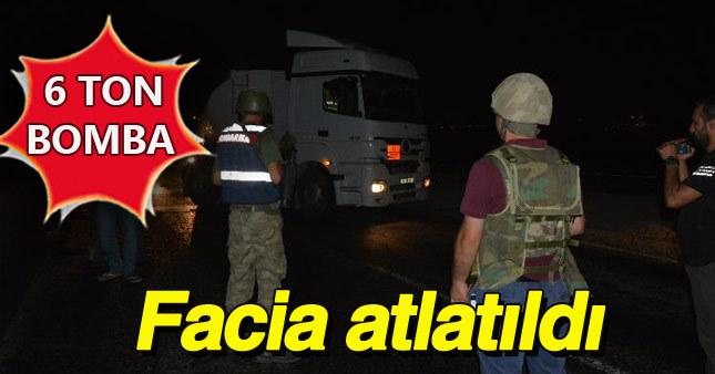 Diyarbakır'da hain plana şans engeli