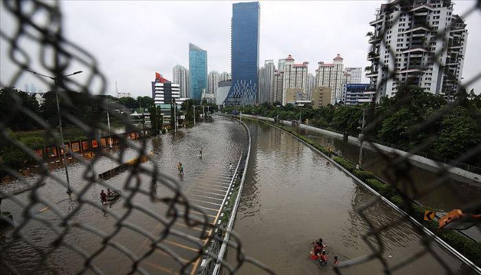 Doğal afetlerin ülkesi Endonezya