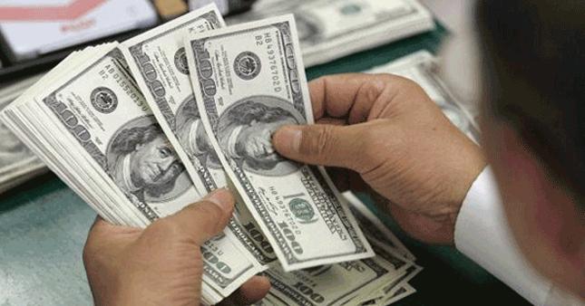 Dolarda sert düşüş başladı