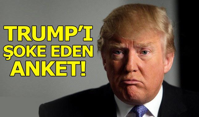 Donald Trump'a halk desteği azalıyor