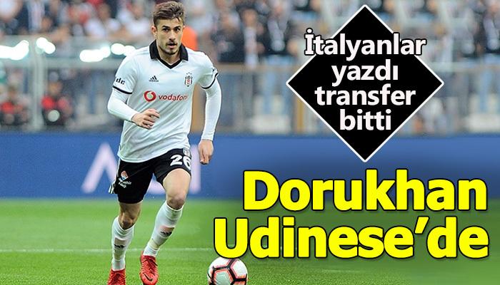 Dorukhan, Udinese'ye transfer oldu!