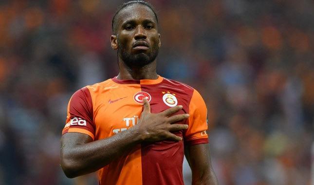 Drogba'dan Galatasaray'a derbi mesajı