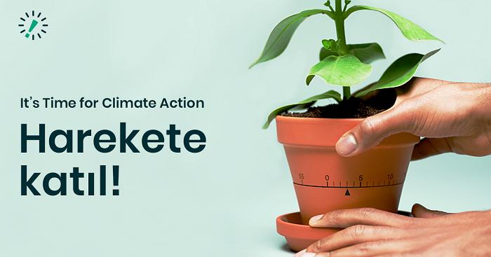 Dünya Günü'nde 50 milyon insan iklim için aksiyon alacak