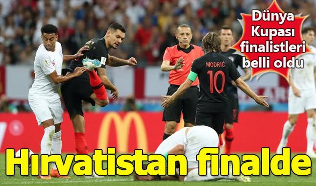 Dünya Kupası finalisti