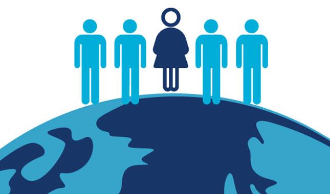 Dünya genelinde her 5 bakandan biri kadın