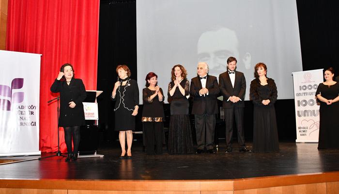 Dünyaca ünlü bariton Sedat Öztoprak anıldı
