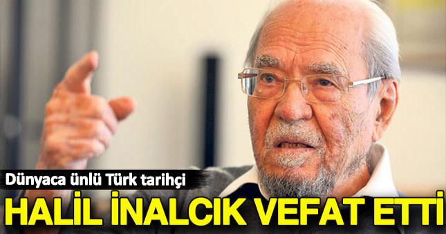 Dünyaca ünlü tarihçi hayatını kaybetti