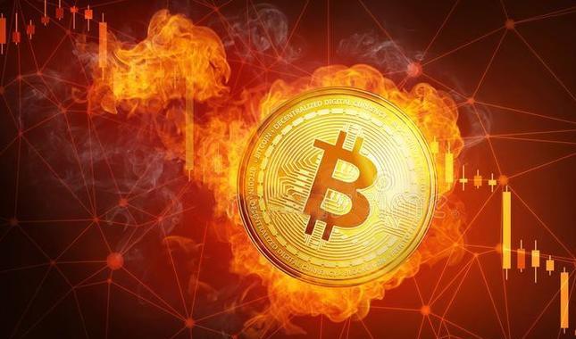 Dünyada eşine zor rastlanan Bitcoin olayı Türkiye'de gerçekleşti