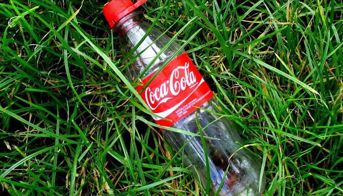 Doğayı en çok Coca-Cola kirletiyor