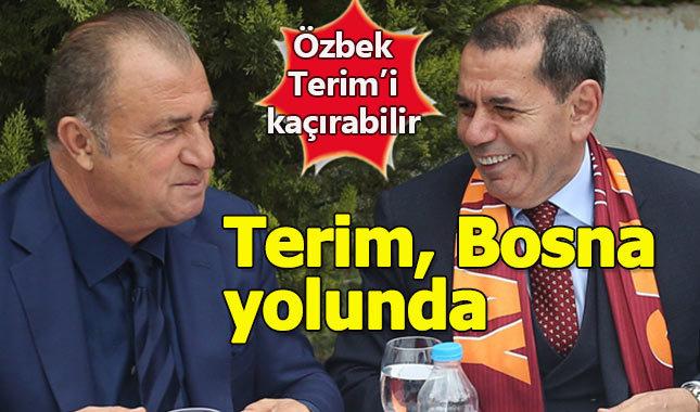 Dursun Özbek, Fatih Terim'i kaçırabilir