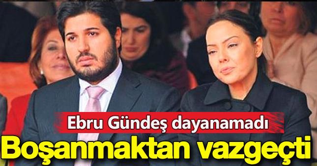 Ebru Gündeş ve Rıza Sarraf evliliği devam ediyor