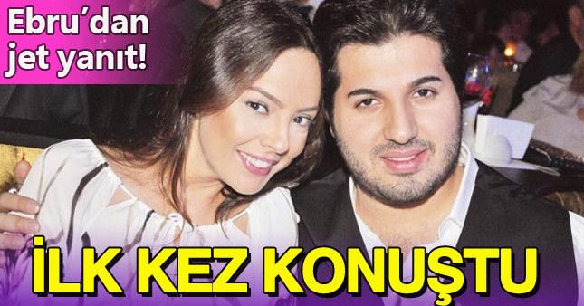 Ebru Gündeş'ten boşanma hakkında ilk açıklama