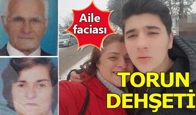 Edirne'de torun dehşeti -Edirne Haberleri