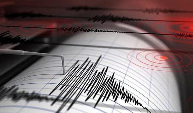 Ege Denizi açıklarında deprem oldu