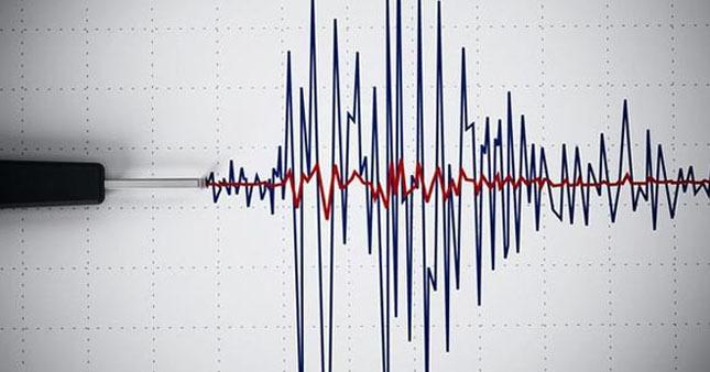 Ege Denizi'nde 5.2 şiddetinde deprem