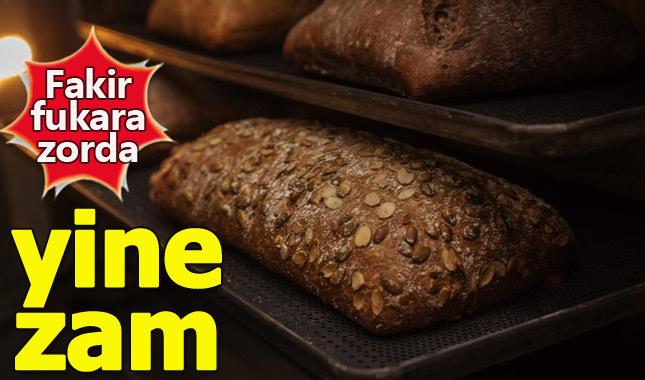 Ekmeğe zam - Ankara'da ekmek kaç TL