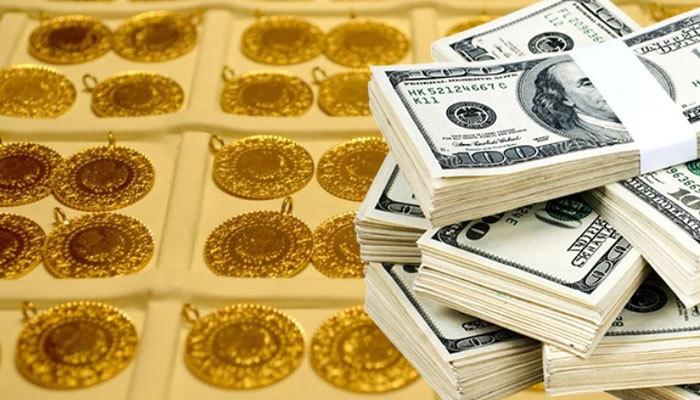Ekonomide gündem altın ve doların yükselişi