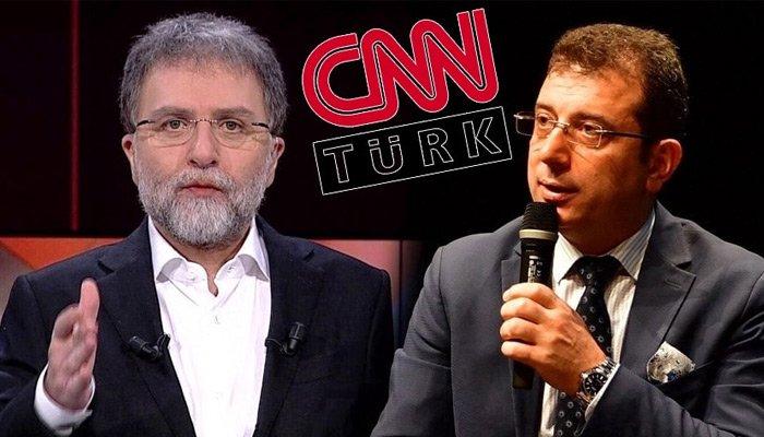 Ekrem İmamoğlu'nun 'iptal kararı' Ahmet Hakan'ın canını sıktı!