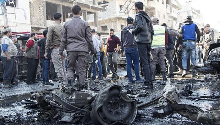 El-Bab'daki 18 kişinin katili yakalandı