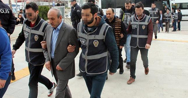 Elazığ'da FETÖ operasyonu: 60 gözaltı