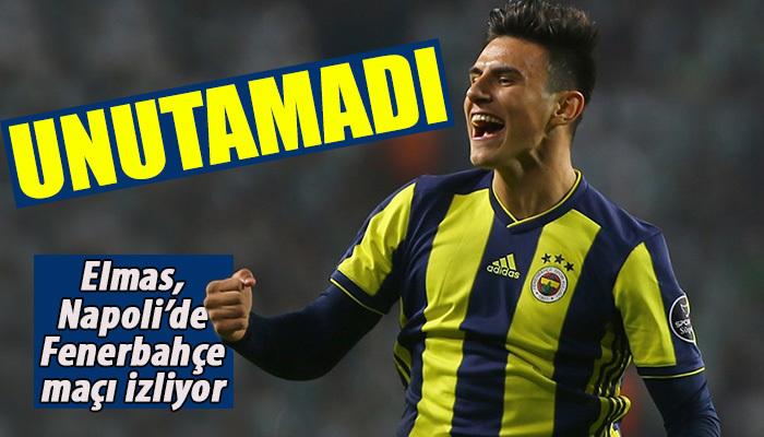 Elmas kırık telefonu ile Fenerbahçe'ye destek verdi