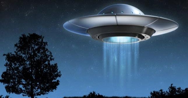 Emekli komutandan UFO itirafı